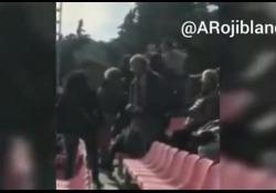 Durante una partita tra le squadre giovanili spagnole di Murcia e Beniaján-Lorquí il tifo si è trasformato in incidente