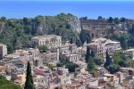 Veduta dall'alto di Taormina
