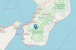 La Terra trema in Calabria, scossa di terremoto in Aspromonte