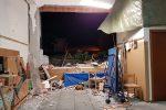"""Terremoto sull'Etna, famiglia salvata a Fleri: """"Vivi per miracolo"""" - Le foto dei crolli"""