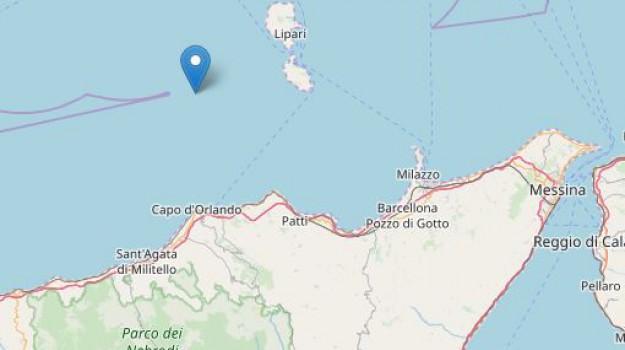 terremoto eolie, terremoto gioiosa marea, terremoto messina, Messina, Sicilia, Cronaca