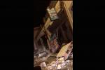 Terremoto sull'Etna, in fuga dalle case - Video