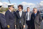 Toninelli al porto di Gioia Tauro: ultimatum alla società di gestione