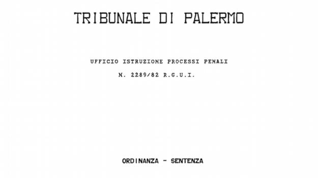boss cosa nostra, mafia palermo, maxiprocesso documento tommaso buscetta, Settimo Mineo, Tommaso Buscetta, Sicilia, Cronaca