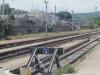 La vecchia linea ferroviaria