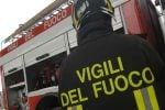 Maida, incendio nella delegazione comunale di Vena: locali inagibili