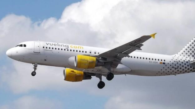 aeroporto catania, volo catania-valencia, vueling, Sicilia, Economia