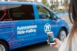 Al CES tedesca ZF dimostra che il robo-taxi è ormai realtà