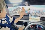 Link Metaverse, realtà e mondo virtuale assieme nelle Nissan