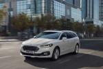 Ford, al salone di Bruxelles svelata Mondeo Hybrid wagon