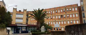 L'ospedale di Locri