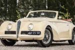Trovata l'Alfa Romeo 6C 2500 Sport Cabriolet rubata alla Mille Miglia