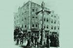 2 Gennaio 1869, esplode a Londra il primo semaforo. Era a gas