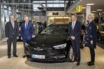 Opel, consegnata la Insignia numero 1.111.111 a ad IDE