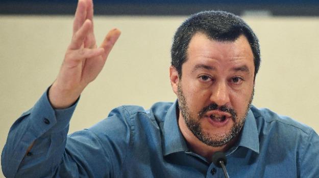 arresti cara mineo, droga cara di mineo, migranti, nave sea watch, Matteo Salvini, Sicilia, Politica