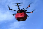 Leonardo: Vinci,volo sperimentale droni per trasporto sangue