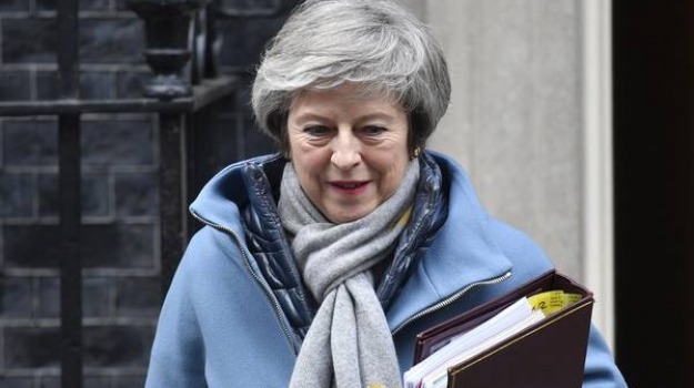 brexit, gran bretagna, unione europea, Theresa May, Sicilia, Mondo