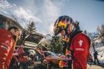 Citroen: giornata di prove a Montecarlo per le due C3 WRC