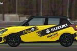 Suzuki Swift è auto ufficiale del Grande Fratello dei motori 2019