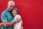 Gli anziani scelgono la mezza età come la fase che preferiscono di più