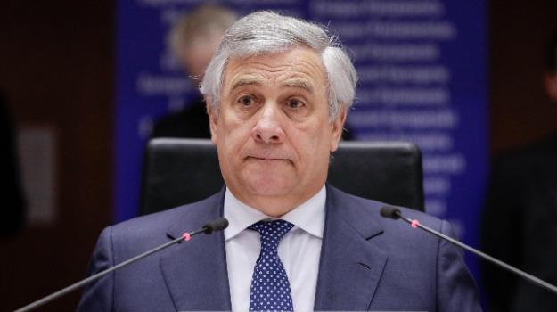 polemica tajani, Antonio Tajani, Benito Mussolini, Sicilia, Politica