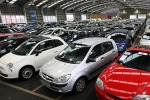 Crollo nelle vendite auto ad agosto: -18.1% in Europa, -27.3% in Italia