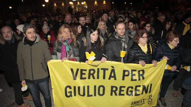 caso regeni, egitto, Giulio Regeni, Sicilia, Mondo