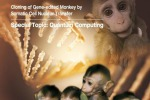 La copertina della rivista National Science Review, dedicata alle prime cinque scimmie clonate a partire da cellule modificate portatrici di malattie (fonte: ©Science China Press)