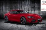 Toyota, a Detroit debutta la 5/a generazione di Supra