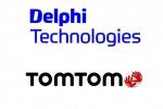 Delphi Technologies e TomTom insieme per tagliare i consumi