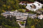 Il campus del Centro Internazionale di Fisica Teorica (Ictp) di Trieste (fonte: ICTP)
