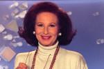 Tv, Nicoletta Orsomando compie 90 anni: fu una delle più famose signorine buonasera