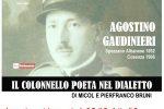 Poesie in dialetto calabrese: in mostra a Cosenza le composizioni del colonnello Gaudinieri