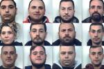 Droga fra Catania e la provincia: i nomi e le foto dei 12 arrestati