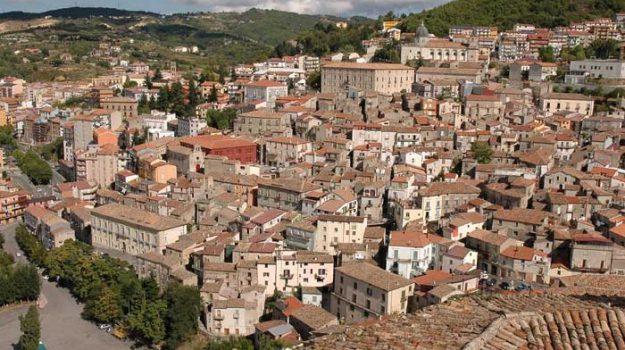 acri, palazzo Gencarelli, rete idrica, rubinetti a secco, Cosenza, Calabria, Cronaca