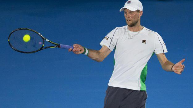 atp sydney, tennis, Alex de Minaur, Andreas Seppi, Sicilia, Sport