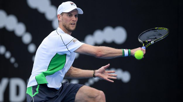 atp sydney, tennis, Andreas Seppi, Sicilia, Sport