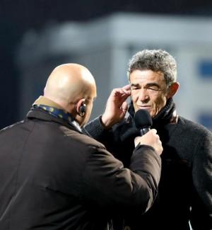 Gaetano Auteri, allenatore del Catanzaro