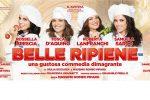 """Tutti a tavola anzi... a teatro: il messinese Piparo in scena con la commedia """"Belle Ripiene"""""""
