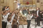 Il coro Enarmonia sul palco a Messina: le foto del concerto alla basilica di Sant'Antonio