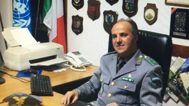 maresciallo greco, ndrangheta cosenza, Carmine Greco, Calabria, Cronaca