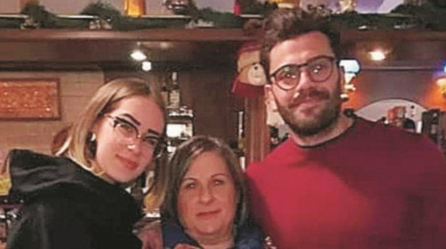 Le tre vittime: Aurora Sorrentino, Rita Barone e Cristian Minardo