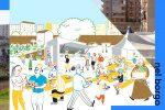 Riqualificare i quartieri Danisinni e Ballarò: al via a Palermo le votazioni online dei progetti