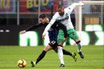 Il Sassuolo ferma l'Inter: a San Siro finisce 0-0