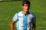 Edoardo Rezzi con la maglia della Lazio