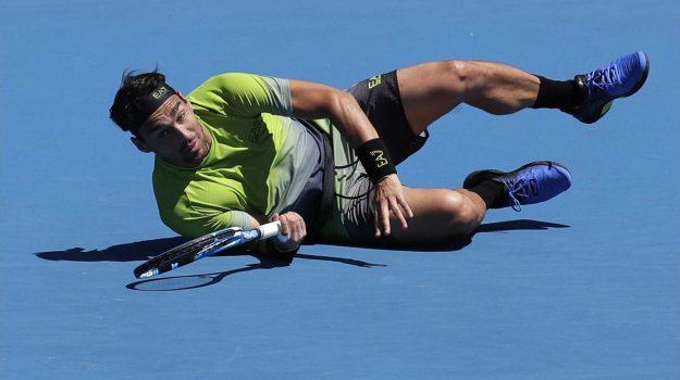 australian open, Fabio Fognini, Sicilia, Sport