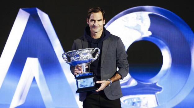 australian open, tennis, Rafael Nadal, Roger Federer, Sicilia, Sport