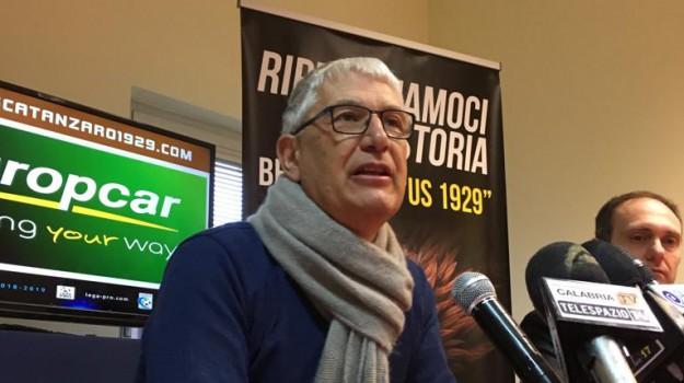 catanzaro calcio, serie c, Floriano Noto, Catanzaro, Calabria, Sport