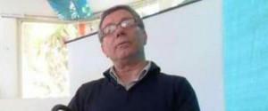 Giovanni Buscemi, in una foto di qualche anno fa