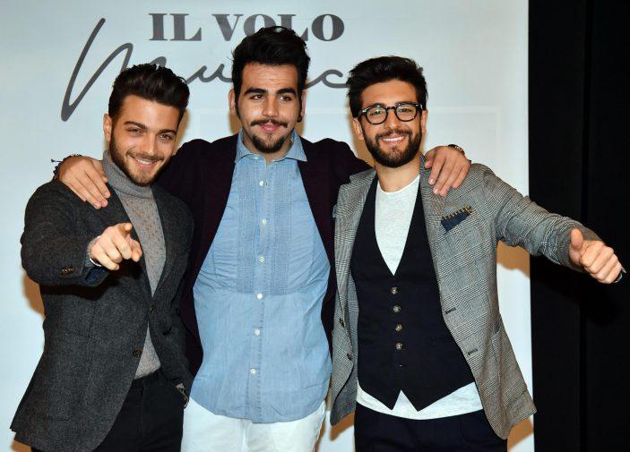In gara con un brano di Gianna Nannini, Il Volo torna a Sanremo ...